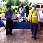 Batala Civil Defense generate awareness among citizens of security measures from covid