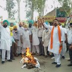 Fatehgarh Sahib: AAP says CM is saving Dharmasot, guilty of promising Dalit children