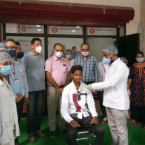 First private covid-19 test lab opened at Faridkot