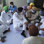 Punjab Health Minister pays condolences to Barnala health care worker who died saving people from covid-19