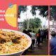 Video of massive queue at Bengaluru biryani eatery goes viral, leaves netizens intrigued