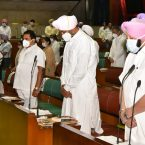 Punjab CM leads house in paying homage to farmers who have died in anti farm laws protest