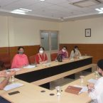 Assistant Commissioner conducts meeting with election officials