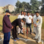 DRM inaugurates T-20 Railway cricket tournament after 24 years: Ferozepur
