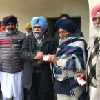 Mansa: MLA distributes e-cards to applicants under health insurance scheme