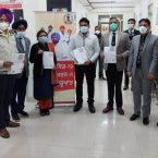 Pathankot: DC and administrative officers to be vaccinated against corona