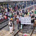 Rail Roko: Railway tracks at 22 places to be blocked in Punjab