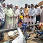 Work of CNG gas pipeline started in Panchkula