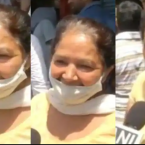 'Not vaccine, only a peg': Delhi woman's interview amid lockdown goes viral