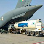 Centre imports 20 cryogenic tankers amid oxygen shortage